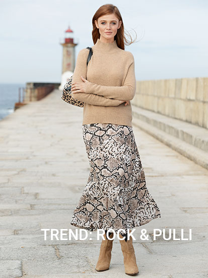 Trend: Rock & Pullover