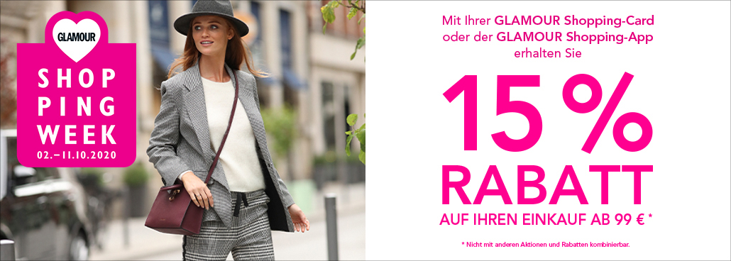 Peek Und Cloppenburg Glamour Shopping Week