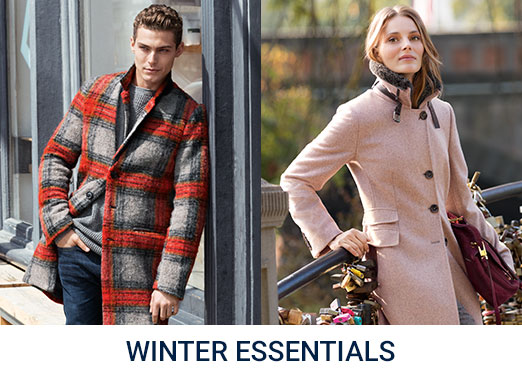 Winter Essentials!