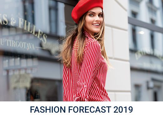 Fashion Forecast 2019!